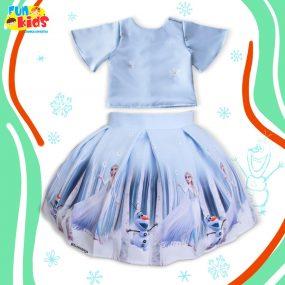 Conjunto Infantil Frozen