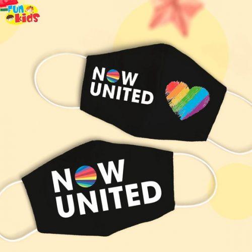 Kit Máscara Now United
