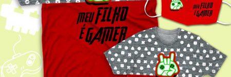 Kit Tal Pai ,Tal Filho – Gamer
