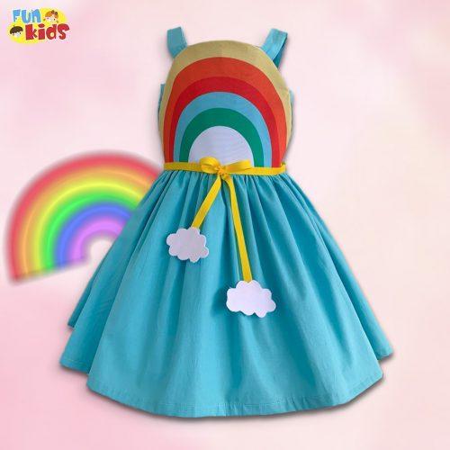 Vestido Arco-Íris