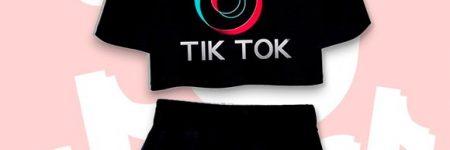 Conjunto Tik Tok