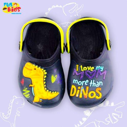 Babuche Dinossauros