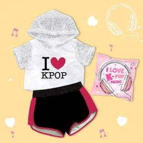 Conjunto Kpop